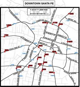 santa fe map 100 guadalupe sold webster enterprises
