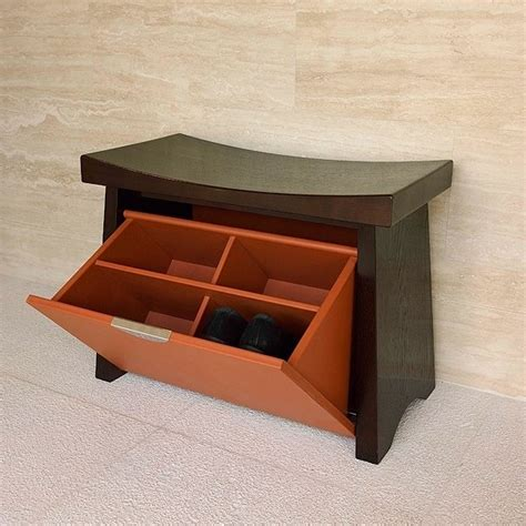 storage stools and benches 10 shoe storage benches perfect for an entryway