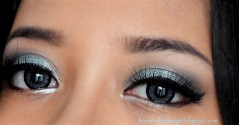 Make Up Caring ibb make up challenge january 2014 with caring colours the brown skinned s diary