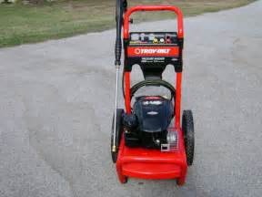 troy bilt 2200 psi pressure washer photo picture image