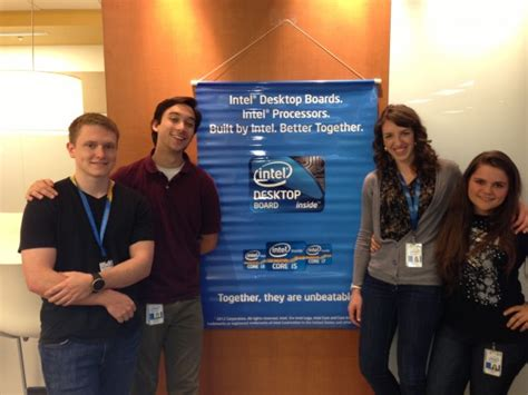 Other Intel Mba Internships by Oregon State Students Get Start On Careers With Mecop