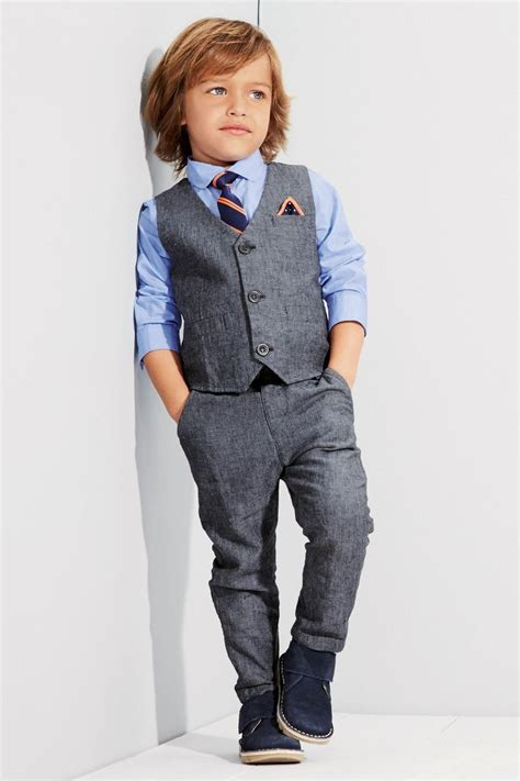 wedding attire for 13 year boy buy heritage waistcoat shirt and tie set 3mths 6yrs from
