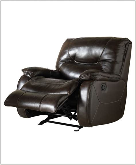 leather glider rocker recliner habebe recliner glider chair chairs home decorating