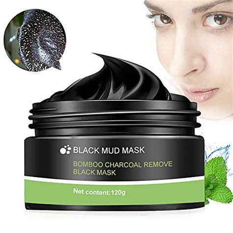La Tulipe Acne Charcoal Mask blackhead peel mask cleaning acne mask purifying charcoal ebay