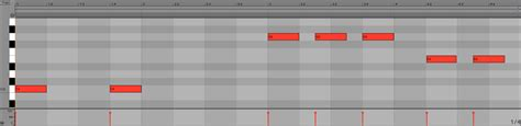 trap drum pattern midi how to make future bass in ableton live abletunes blog