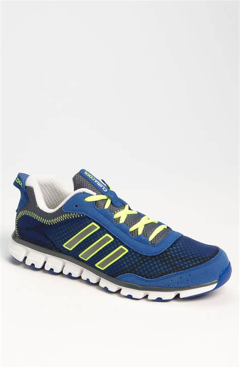 or running shoes adidas climacool aerate running shoe in blue for lyst