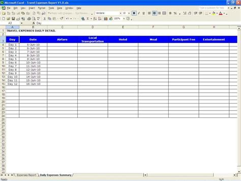daily expense sheet laobingkaisuo com