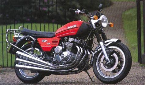 Bmw Motorrad 750 6 by Benelli 750 Sei Technische Daten Des Motorrades Motorrad