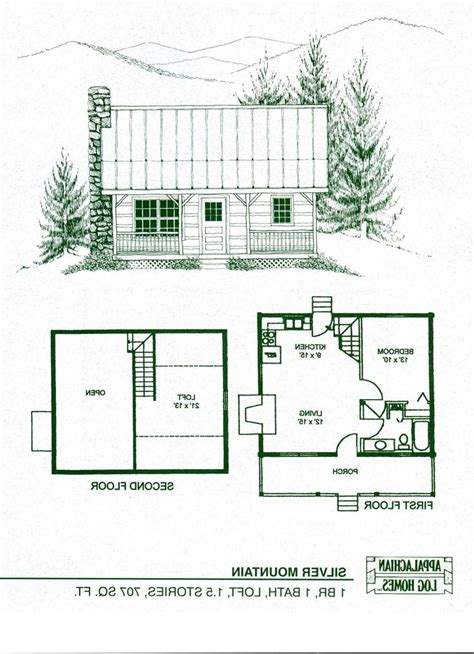 Small Log Cabin Floor Plans With Loft by 17 Best Ideas About Cabin Plans With Loft On