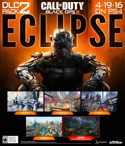 black ops map packs call of duty black ops 3 eclipse dlc pack 2 announced