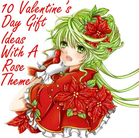 rose themed gifts 10 valentine s day gift ideas with a rose theme
