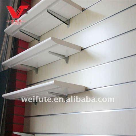 Rak Dindingambalanfloating Shelves Maple shop fitting aluminium slatwall display buy shop fitting aluminium slatwall display shop