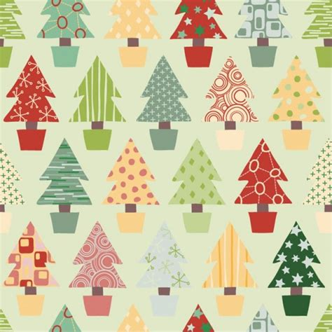 abstract tree pattern christmas abstract pattern christmas tree seamless