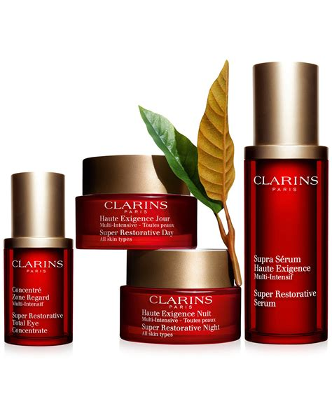Exclusive Day Raj Skincare Raj Skin Care charitybuzz paid 3 month summer internship at clarins in nyc lot 1010928