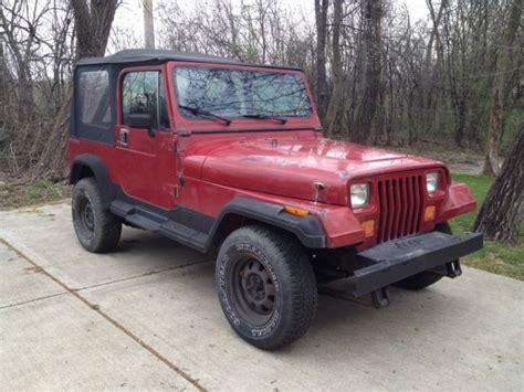 Jeep Wrangler Stick Shift 4x4 4 0 L 6 Cylinder Manual Stick Shift Transmission For