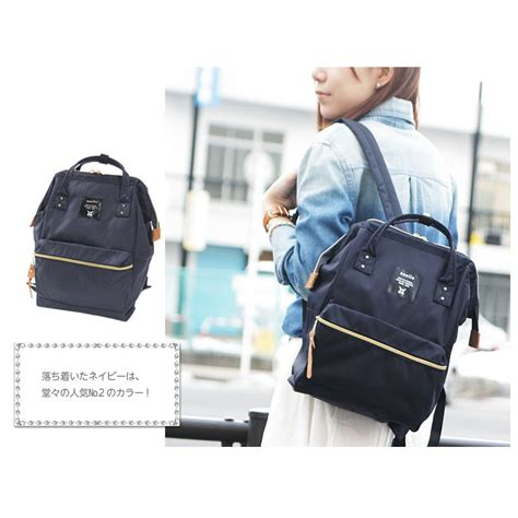 Tas Ransel Anello Handle Backpack Cus Rucksack S Siz Promo anello tas ransel oxford 600d size s blue