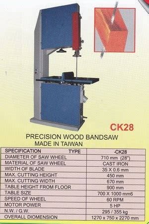 Bearing Pisau Mesin Profil Kayu Kecil Wood Trimmer Router ck28 precision wood bandsaw products of mesin kayu wood machinery supplier perkakas teknik