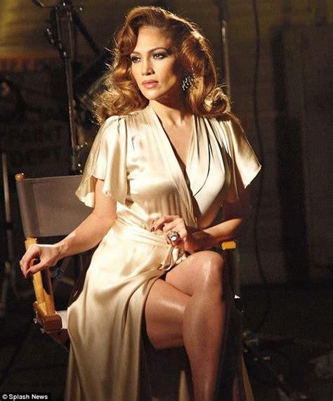 hollywood actress perfume jennifer lopez slips into a slinky dress for new perfume