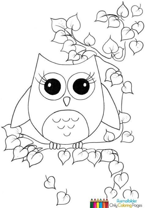 coloring page baby owl best 25 ausmalbilder kinder ideas on pinterest