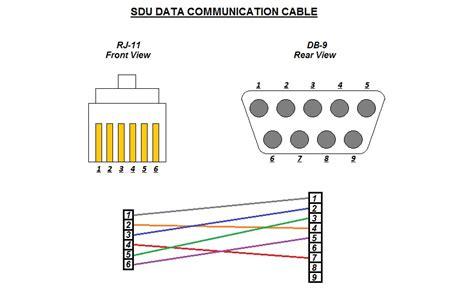 rs232 to rj11 pinout diagram parts wiring diagram images