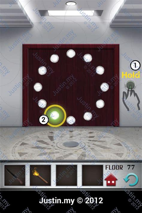 100 Floors Level 94 Walkthrough Android - 100 floors walkthrough page 77 justin my