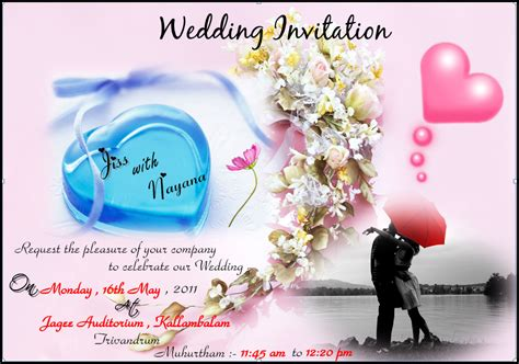 Wedding Invitation Cards For Friends by Wedding Invitation Of My Best Friend Platopathrose S