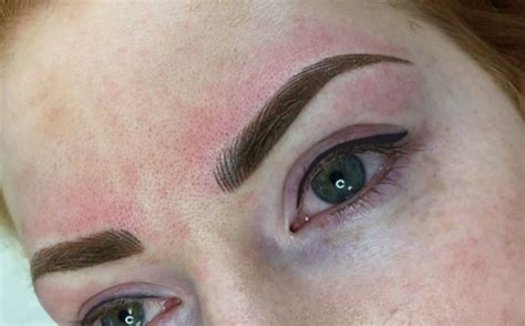 tattoo eyeliner glasgow permanent eyebrow make up or semi permanent eyebrows