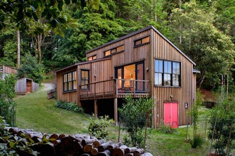 board and batten cabin plans small home success story eye on design by dan gregory