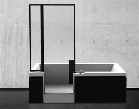 vasca doccia vasca doccia finestre parigine suggeriscono l idea