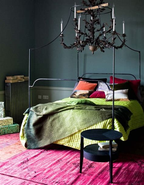 dark green bedroom ideas decorating ideas for dark rooms sophie robinson