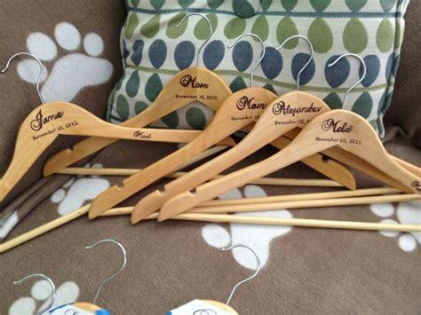 bridesmaids hangers weddingbee photo gallery