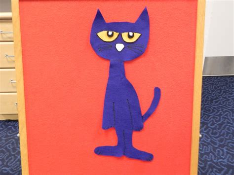 pete the libraryland flannel friday pete the cat