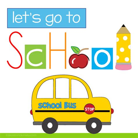 go to signs let s go to school mckinsey printables