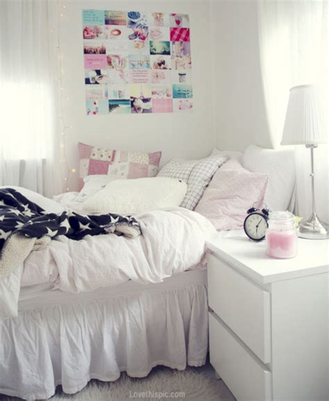 cute bedroom decorating ideas cute white tumblr bedroom ideas 28 freshouz