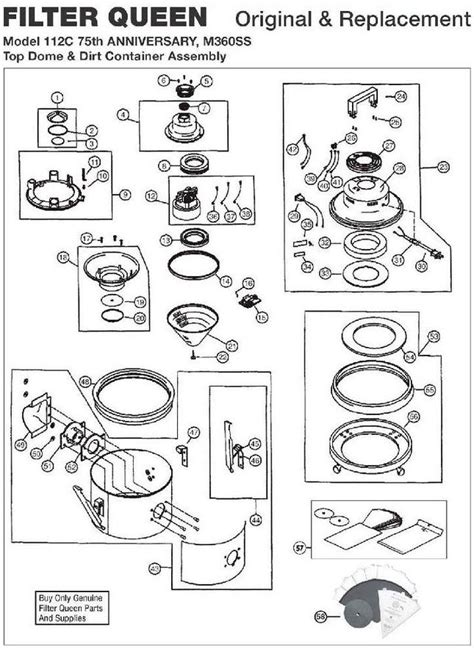 filter canister vacuum wiring diagram wiring