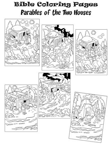 wise man foolish man coloring page 28 best wise man the