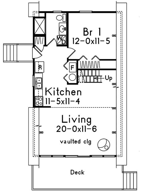 houseplans and more cochise a frame vacation home plan 008d 0136 house plans