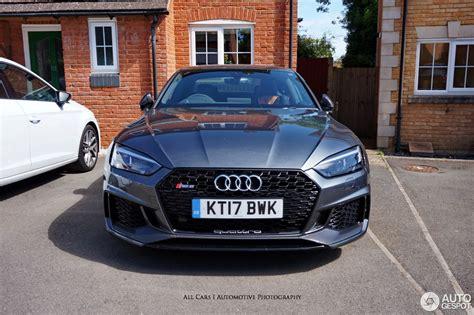 Audi Rs5 B9 by Audi Rs5 B9 13 June 2017 Autogespot