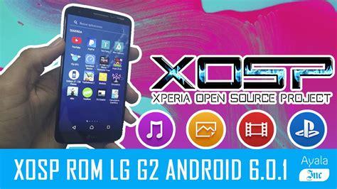 xosp  lg  android  xperia interface review en espanol ayala  youtube