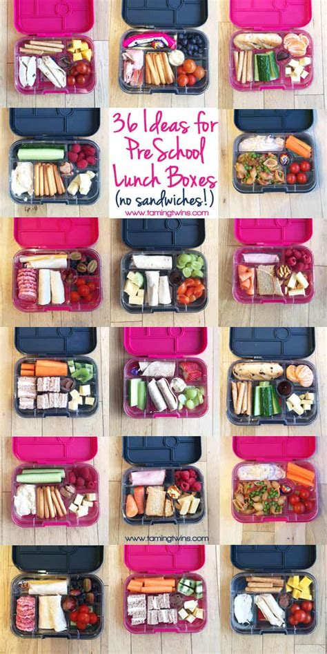 box ideas for preschoolers 36 preschool lunchbox ideas without sandwiches taming