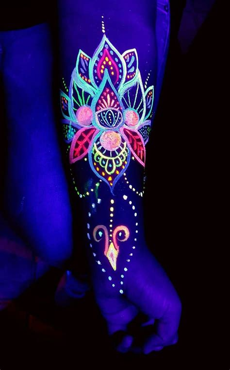 neon tattoo best 25 neon ideas on mt