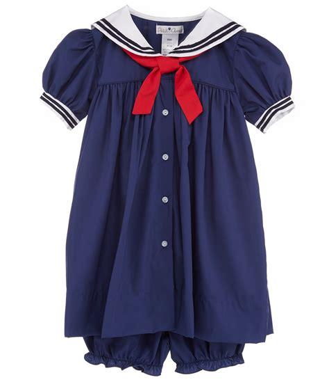 Dress Sailor petit ami baby 3 24 months nautical sailor dress