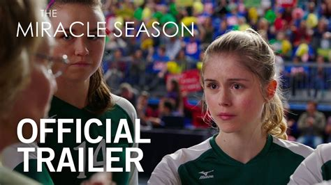 The Miracle Season Is Based On The Miracle Season Official Trailer