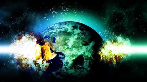 earth explosion wallpaper explosion on earth wallpapers and images wallpapers