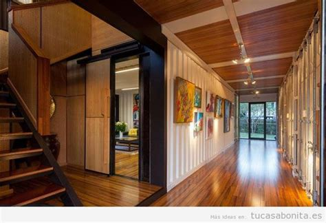 shipping container home design books ideas para decorar casas hechas con contenedores mar 237 timos