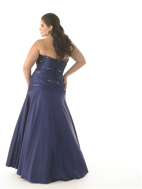 dresses with drapes midnight a line strapless sweetheart lace up full length