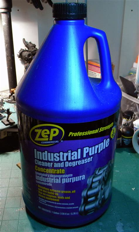 zep industrial purple degreaser glaven
