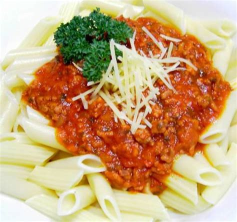 basic pasta sauces to know food network fall weeknight basic spaghetti meat sauce recipe food com