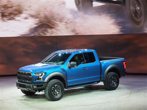 new ford truck new 2017 ford f 150 raptor is a badass performance truck