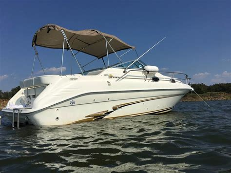 sea ray boats lewisville texas 1998 sea ray 250 sundancer lewisville texas boats